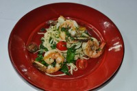 "Sauteed Colossal Prawn ""Scampi"""