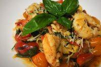 Lobster Fettucine