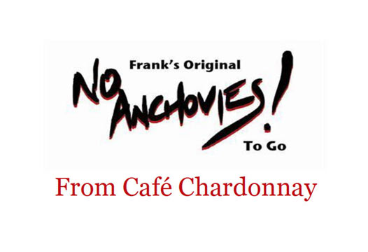 No Anchovies! Family Menu